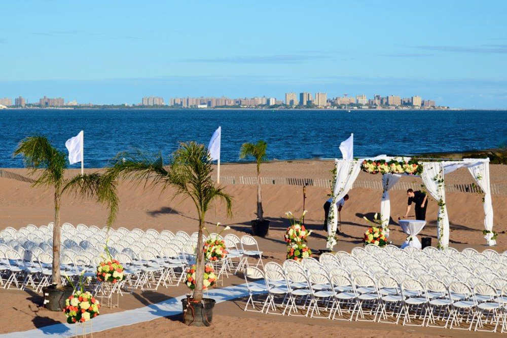 The Vanderbilt At South Beach Ceremony By Sea