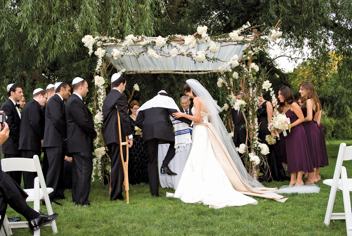 wedding traditions Learn about different wedding traditions and wedding toasts and find the best way to integrate them into your wedding theknotcom has all your wedding traditions information.