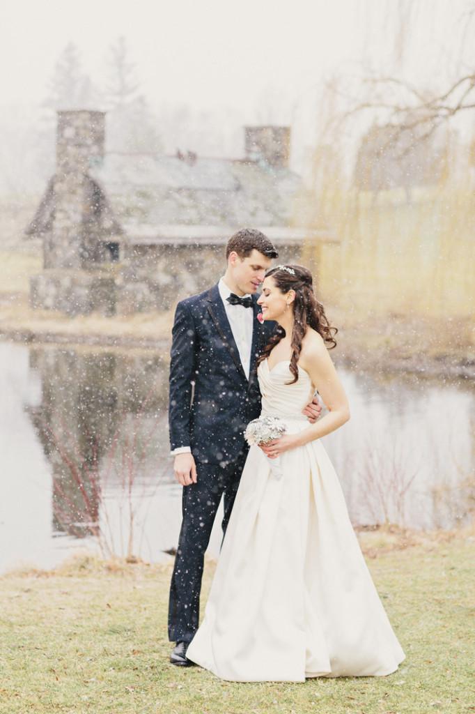 The Garrison, Winter Wedding Romance