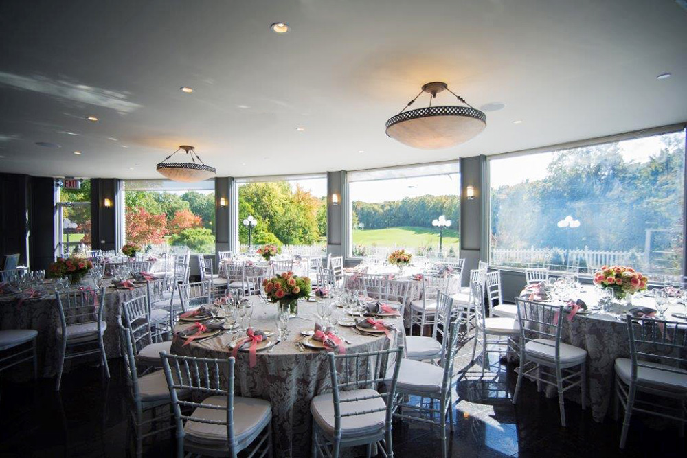 Grand Oaks Country Club, Ballroom View