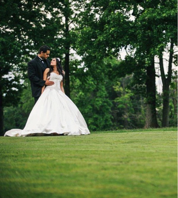 Grand Oaks Country Club, Wedding Day Romance