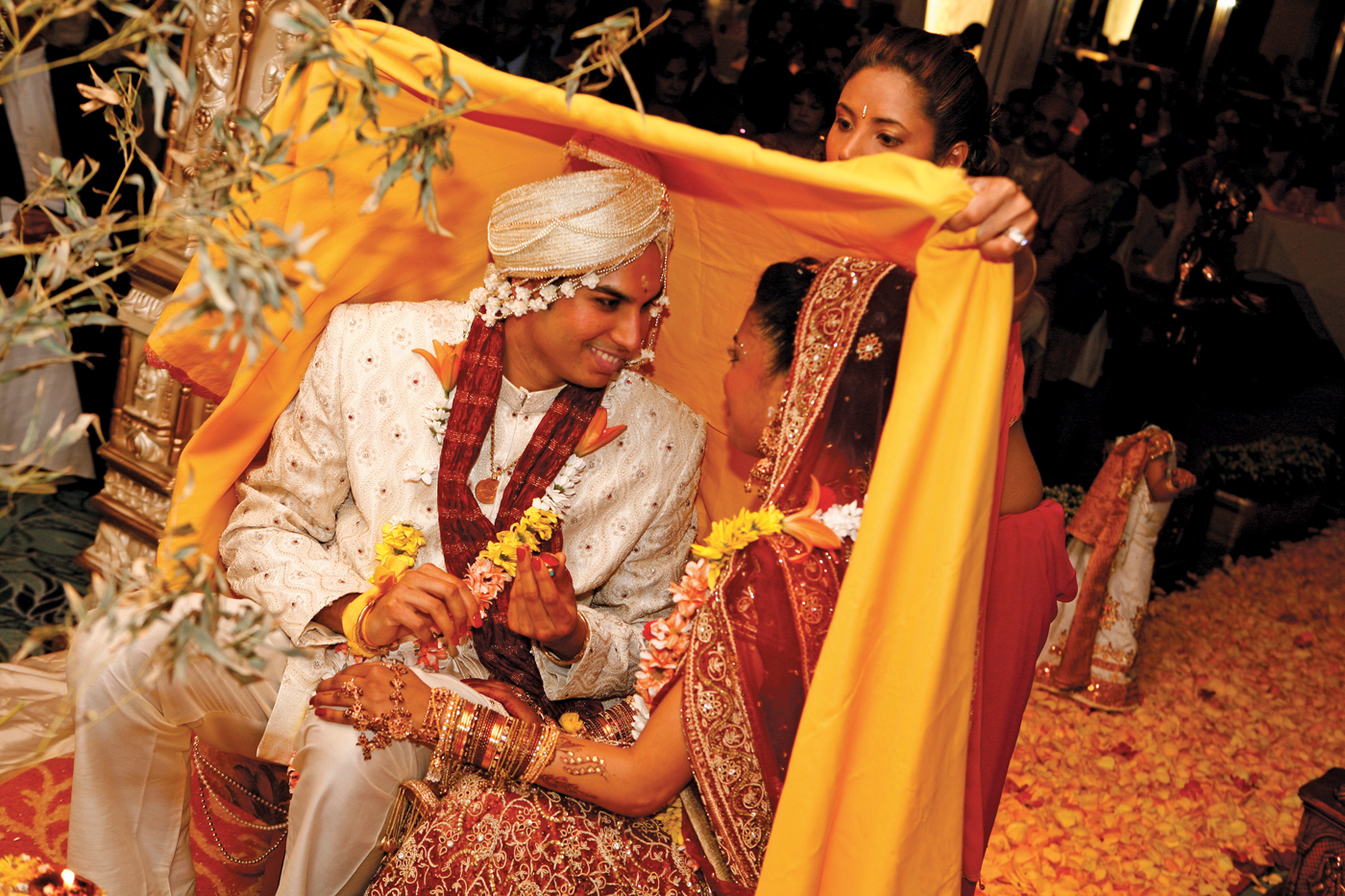 Indian wedding traditions traditions the indian wedding buycottarizona Images
