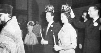 Crowning tradition