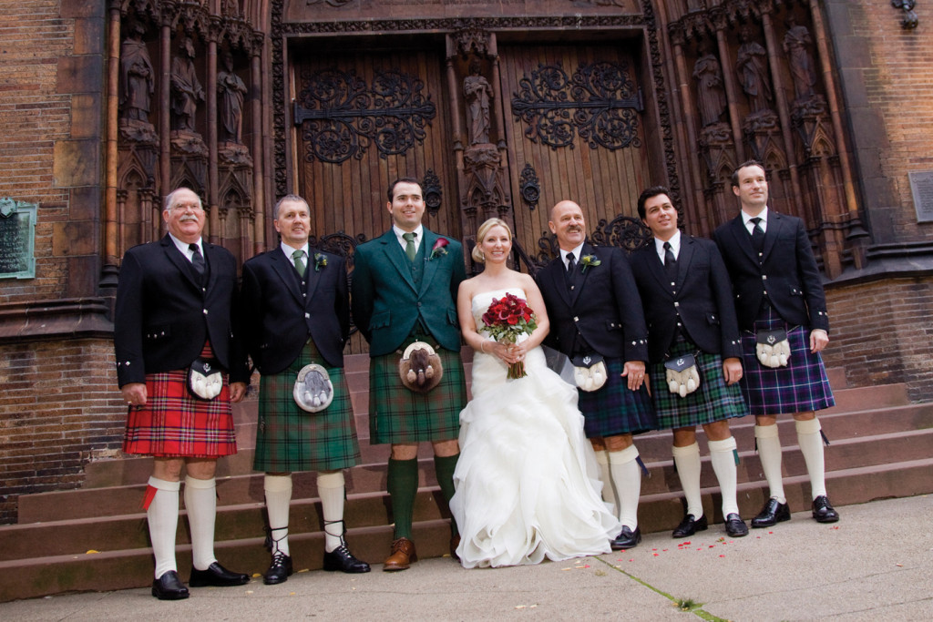 Scottish Wedding Traditions