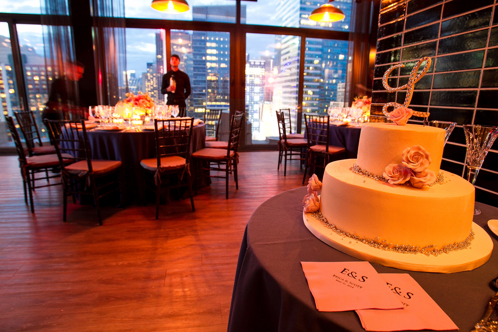 The Skylark, Wedding Cake View