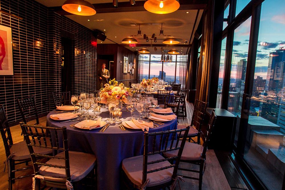 The Skylark, Dining Over Manhattan