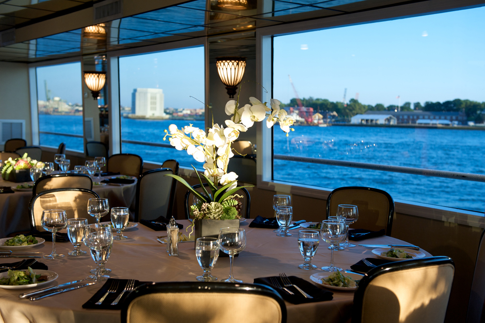 Smooth Sailing Celebrations, Aqua Azul Dining deck