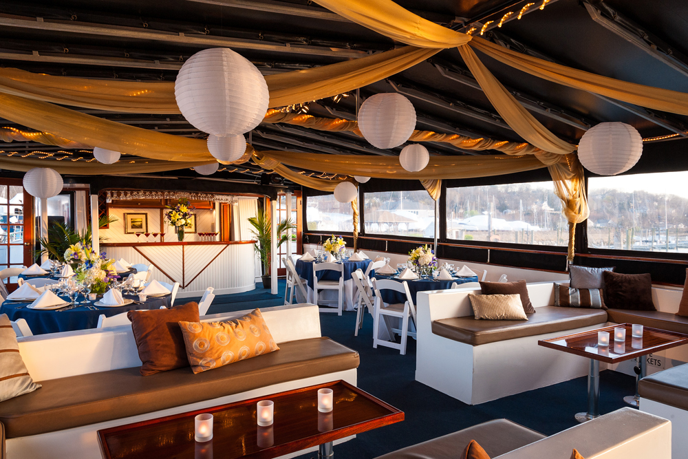 Smooth Sailing Celebrations, Eastern Star Dining Deck