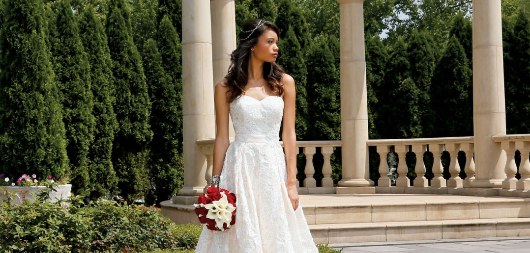 Bridal Gowns at The Rockleigh Wedding Venue in New Jersey