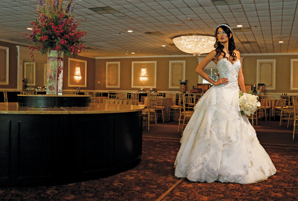 Bridal Gowns At The Estate At Florentine Gardens In Nj