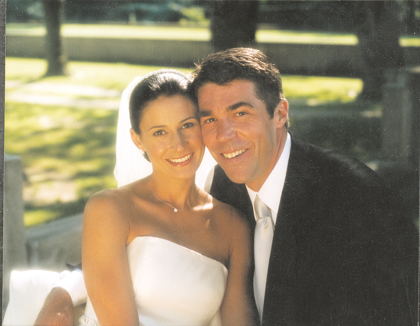 Jennifer Dempster Amp Chris Fowler Real Wedding Oheka In Ny