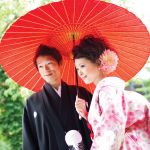Japanese wedding traditions: Bangasa