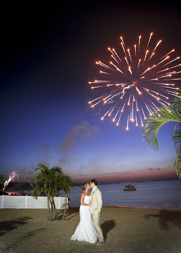 Crescent Beach Club, Fireworks (photo: Natural Expressions NY)