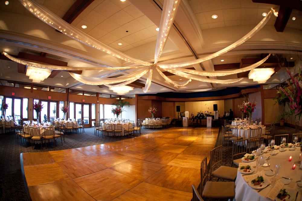 Crescent Beach Club, Ballroom (Jo Von Photography)