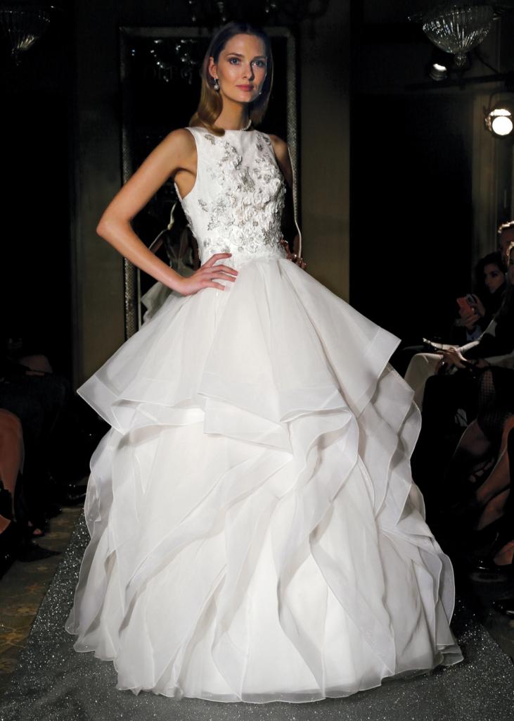 Oleg cassini bridal wedding fashions in nyc oleg cassini gowns exclusively at david junglespirit Images