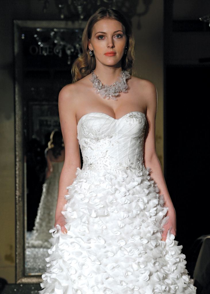 Oleg Cassini Gowns, Exclusively at David