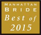 Manhattan Bride Best of 2015