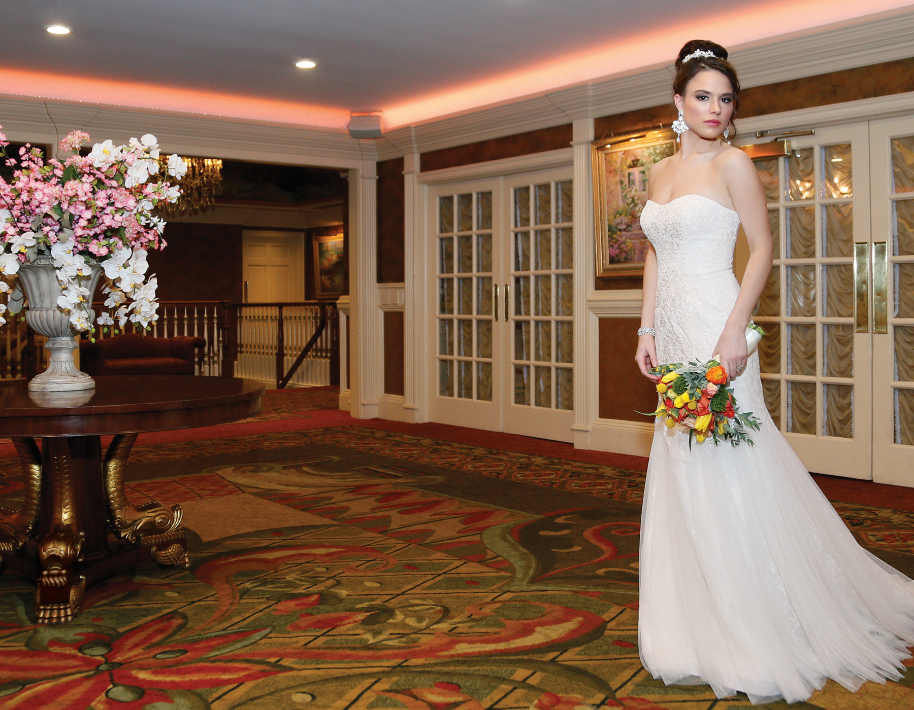 Bridal Gowns At The Brownstone In New Jersey