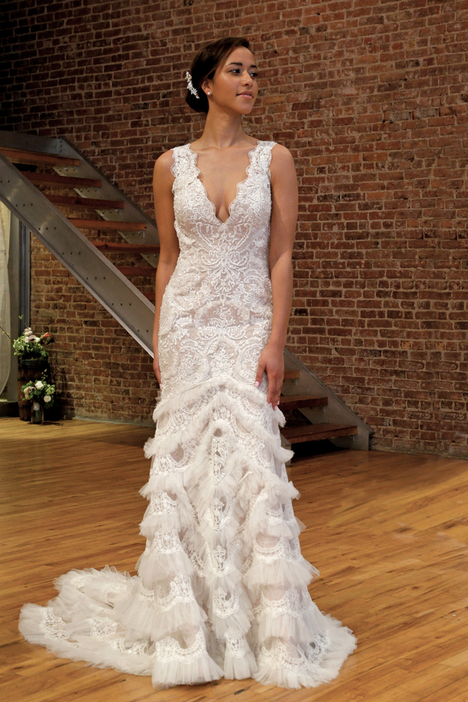 David's Bridal, Gown by Galina
