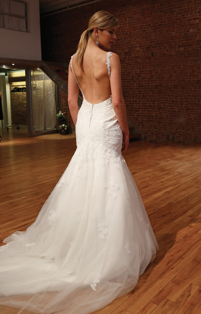 David's Bridal, Gown by Jewel