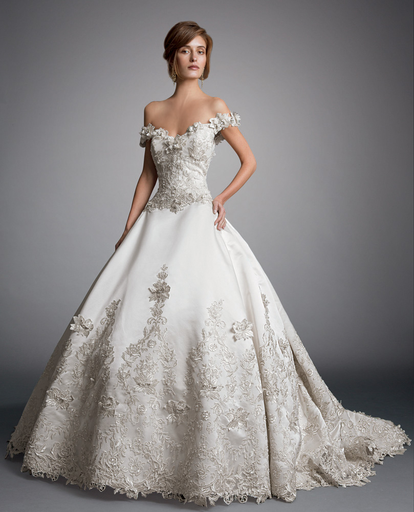 Wedding Gown Dress: Eve Of Milady Bridal Gowns In NY And NJ