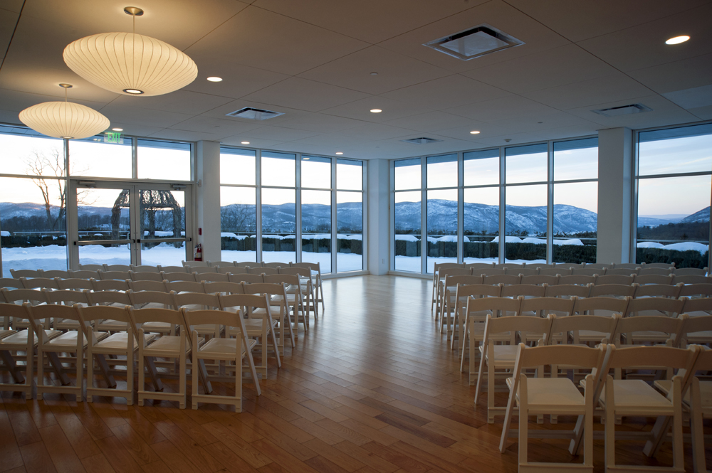 The Garrison. Indoor Ceremony, Spectacular Outdoor View
