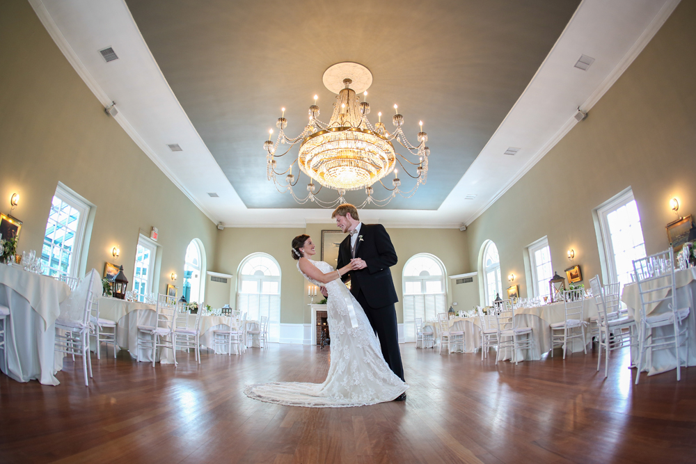 Highlands Country Club, First Dance practice