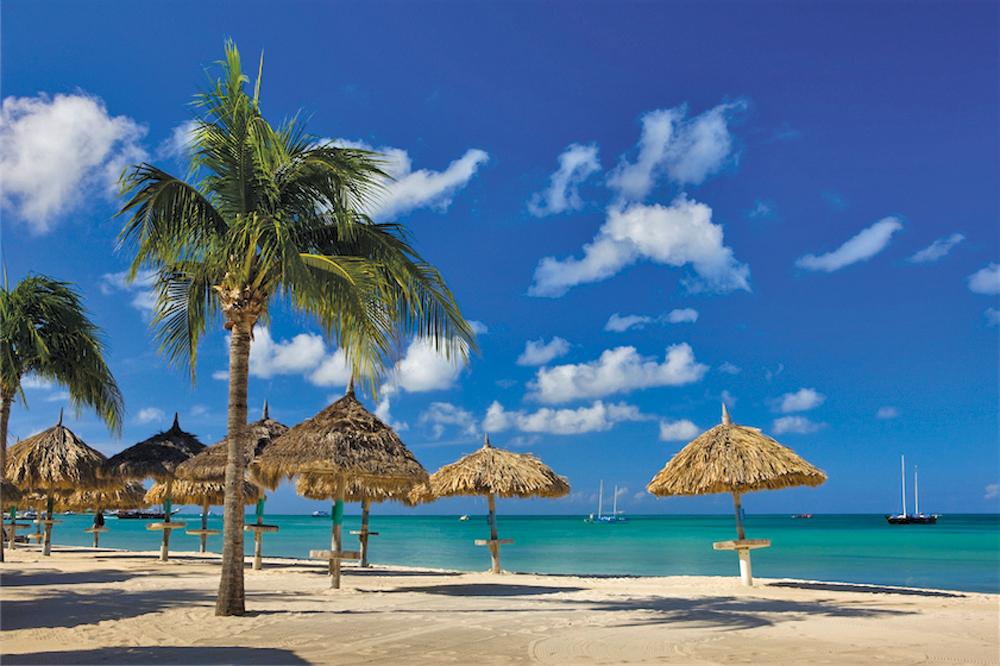 The Beach at Aruba Marriott Resort