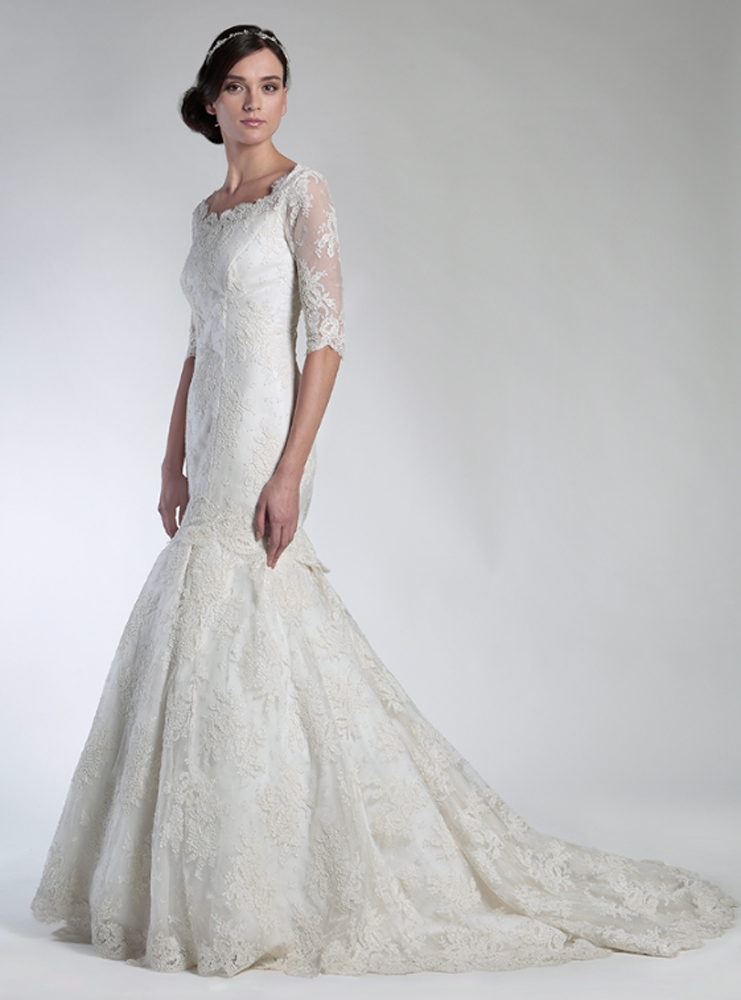 Lucia Rodriguez Gowns