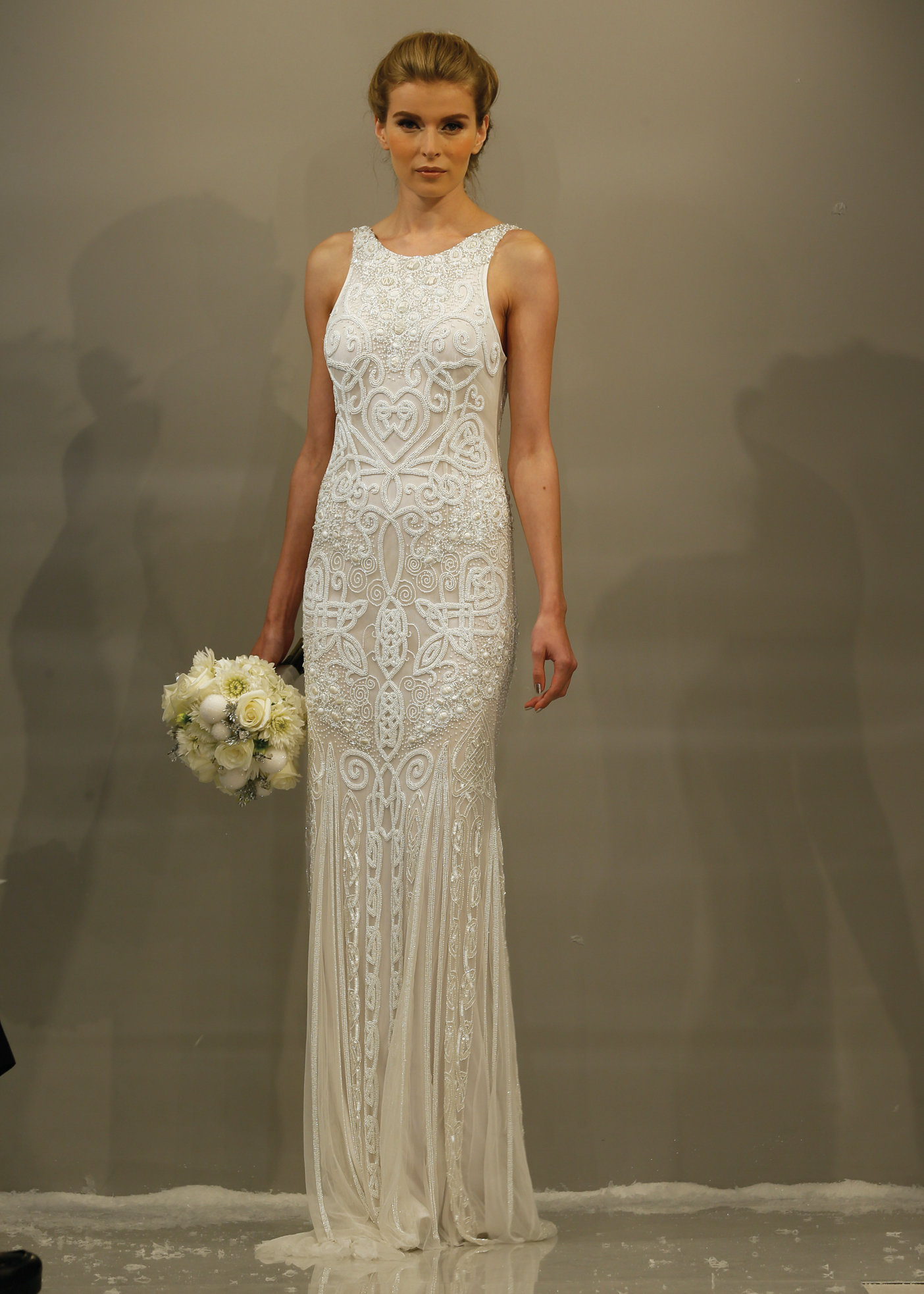 Theia Sheath Wedding Gowns in New York and New Jersey
