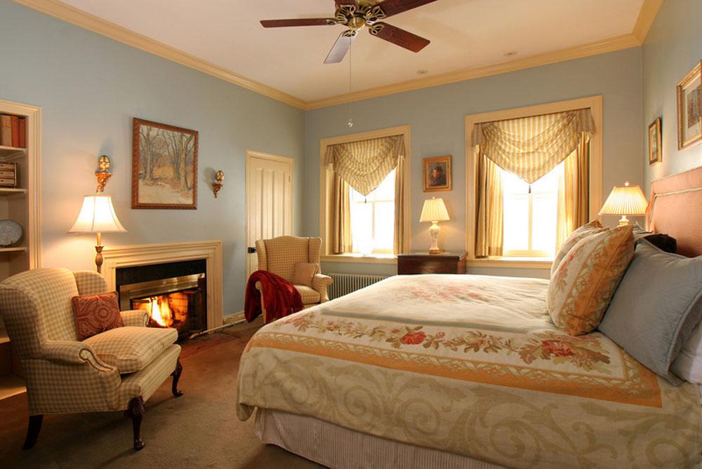 Woolverton Inn, Letitia's Suite