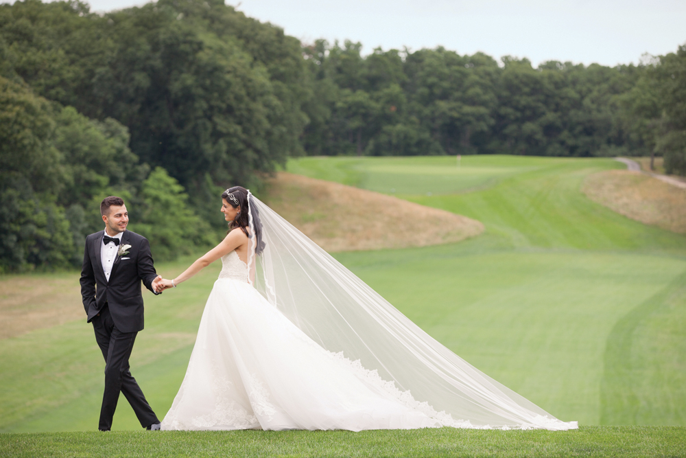 Ariston Flowers at Carlyle on the Green, Just Married (All Photos: Brett Matthews Photography)