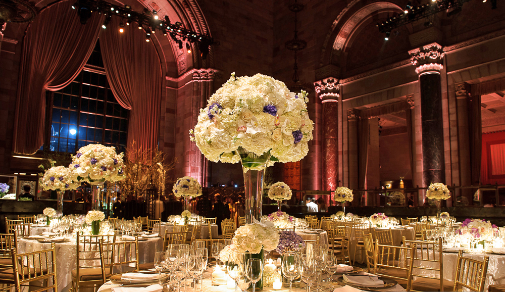Ariston Flowers, ballroom (photo: Brian Dorsey)