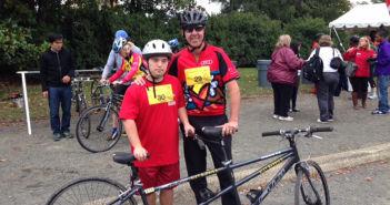 Best Buddies Challenge Bike Race
