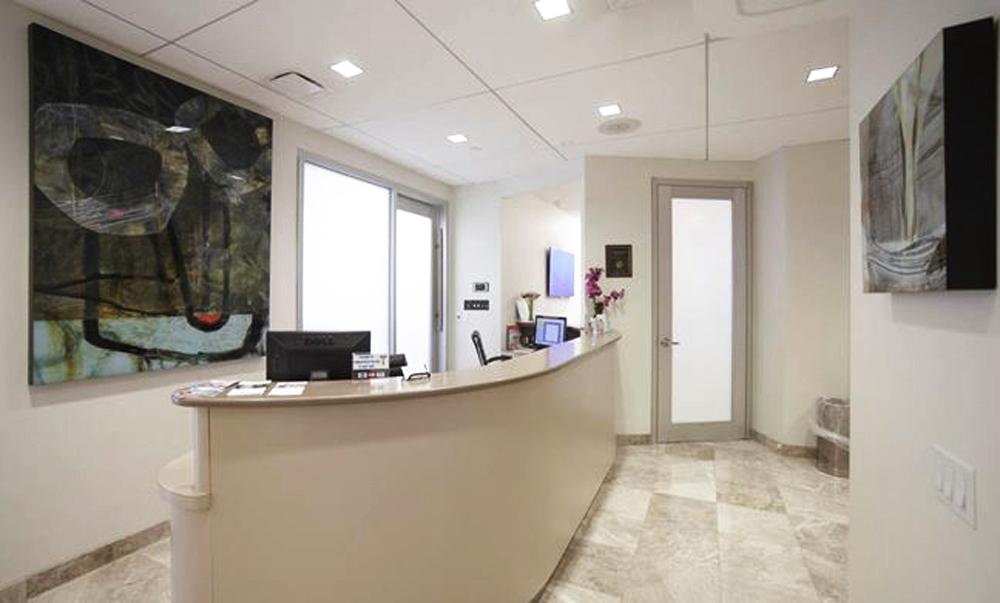 Dental Serenity, waiting room