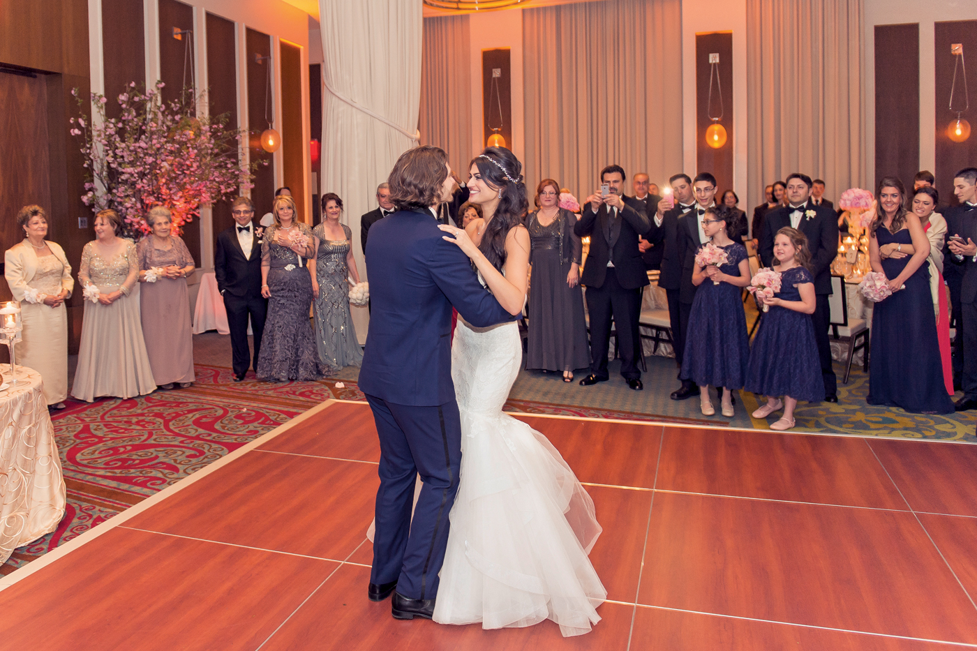 Maria & Mariano Real Wedding at Eventi Hotel in NYC