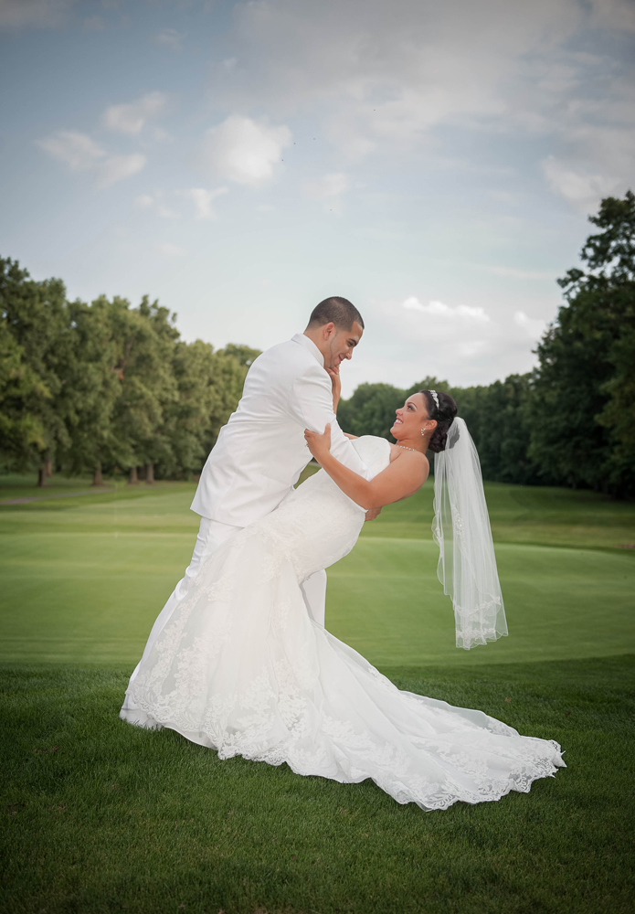 Grand Oaks Country Club, on the greens (Unforgettable Expressions Photography)