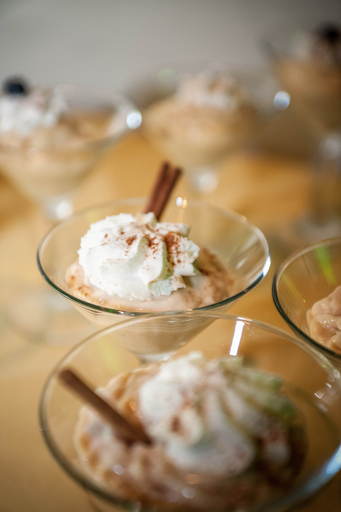 Grand Oaks Country Club, desserts (Unforgettable Expressions Photography)