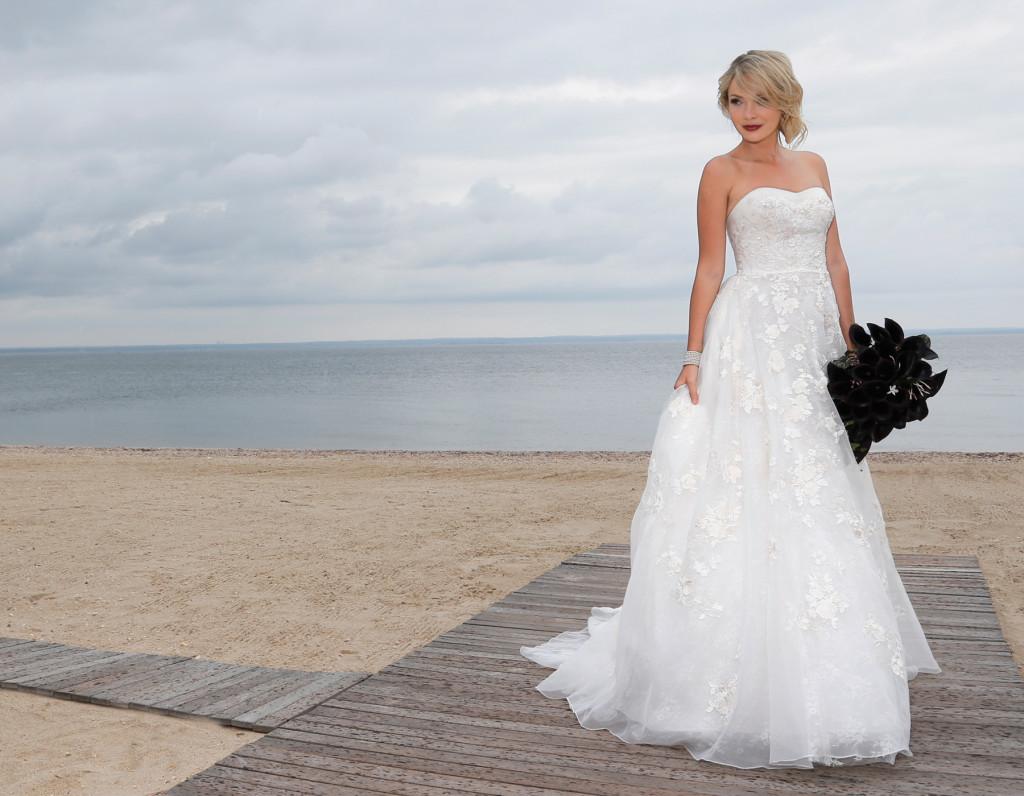 Awesome Oleg Cassini Bridal Gowns Image - All Wedding Dresses ...