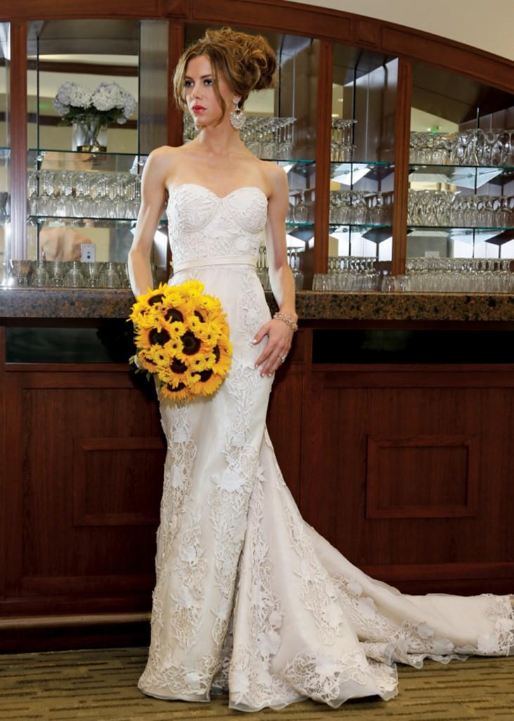 Robert Bullock Bride, Alessia