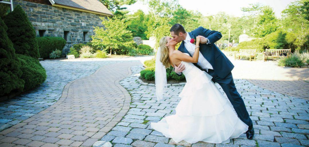 Smoke Rise Village Inn, just married
