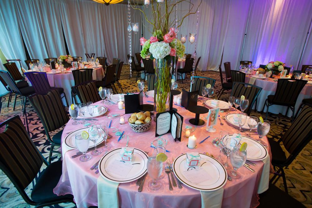 Vanderbilt, ballroom setting (VESA Photography)