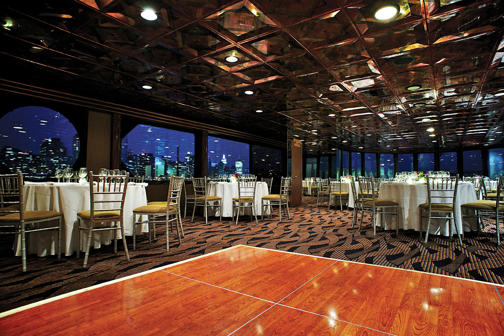Entertainment Cruises, Atlantica, Dining Room