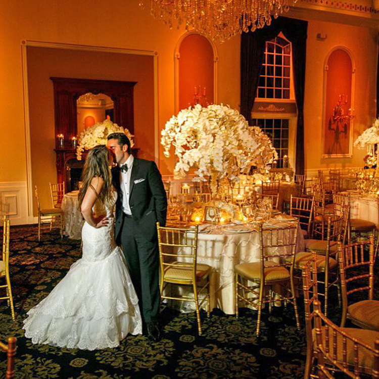 The Estate at Florentine Gardens, Romantic Ballroom