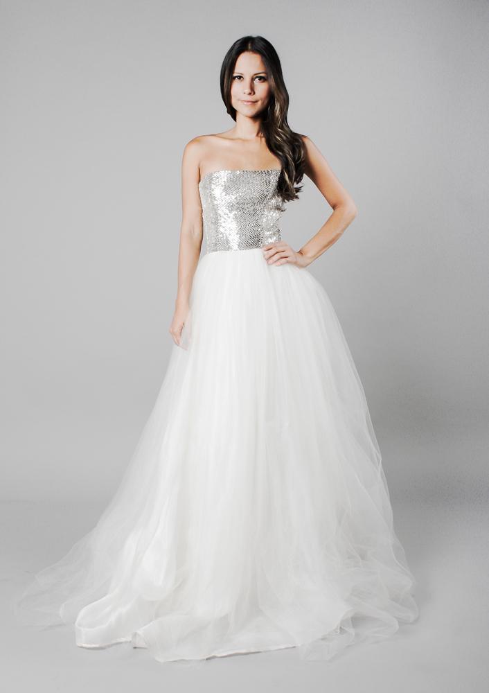 Angelique Bridal, Gown by Rania Hatoum