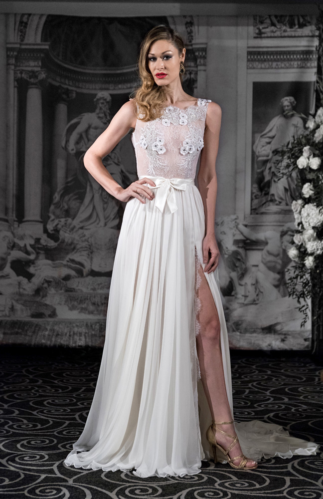 Angelique Bridal, Gown by Sarah Jassir