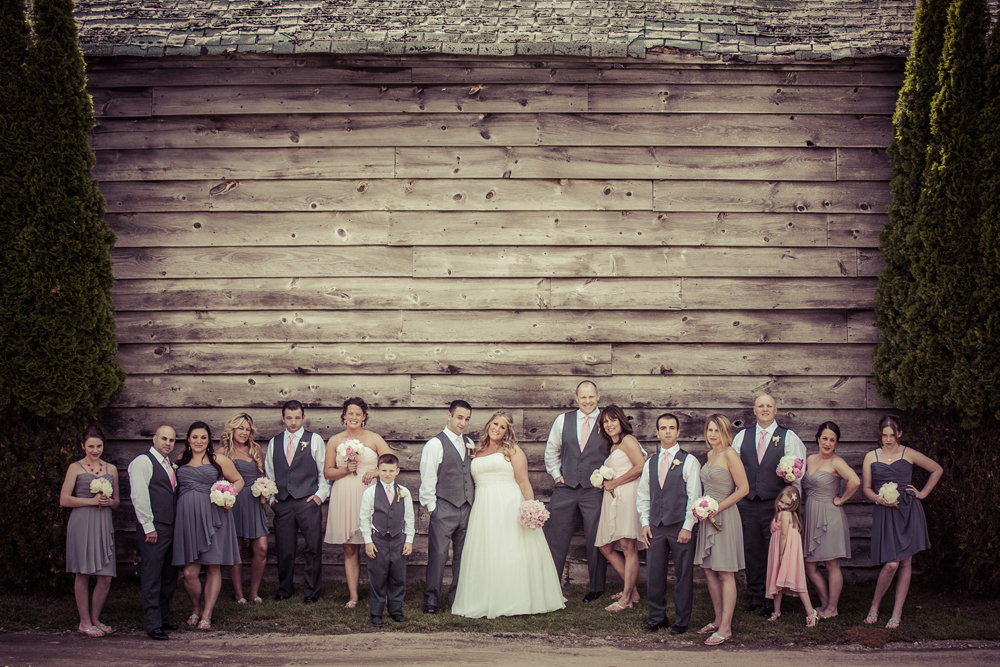 Christopher's Photography Studio, Country Barn Wedding