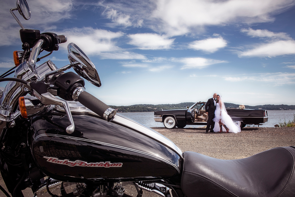 Christopher's Photography Studio, Harley Bride