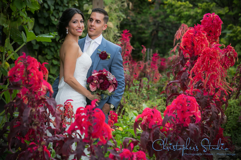 Christopher's Photography Studio, Wedding Flowers