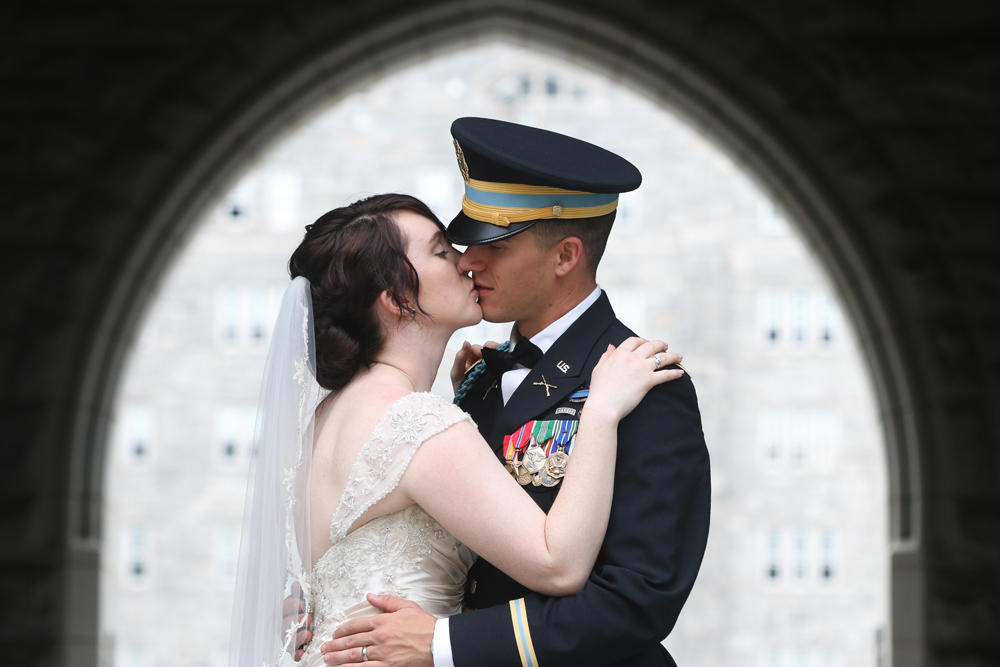Christopher's Photography Studio, West Point Wedding